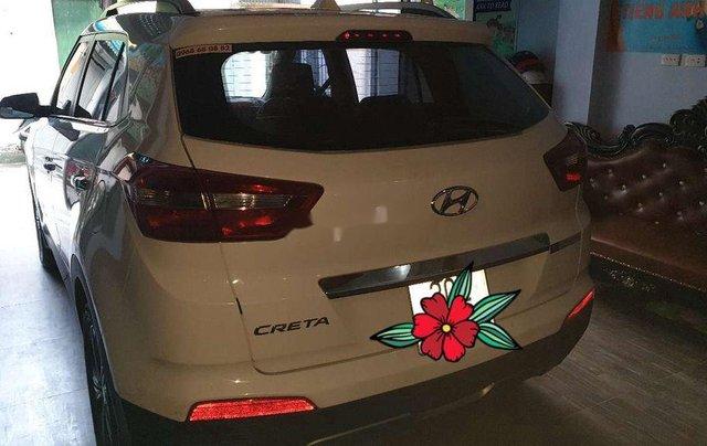 Cần bán xe Hyundai Creta năm sản xuất 2016, màu trắng, xe nhập1