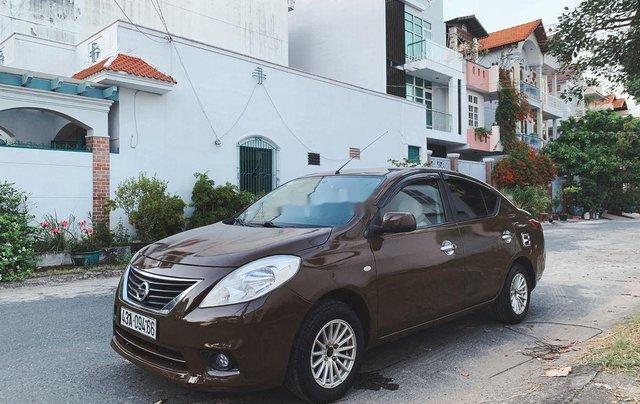 Cần bán lại xe Nissan Sunny năm 2013, xe chính chủ còn mới0