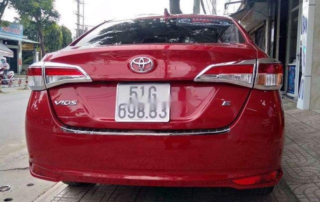 Cần bán xe Toyota Vios đời 2019, màu đỏ, nhập khẩu, giá chỉ 422 triệu0