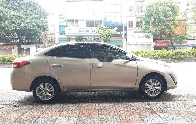 Cần bán Toyota Vios đời 2019, màu vàng cát3