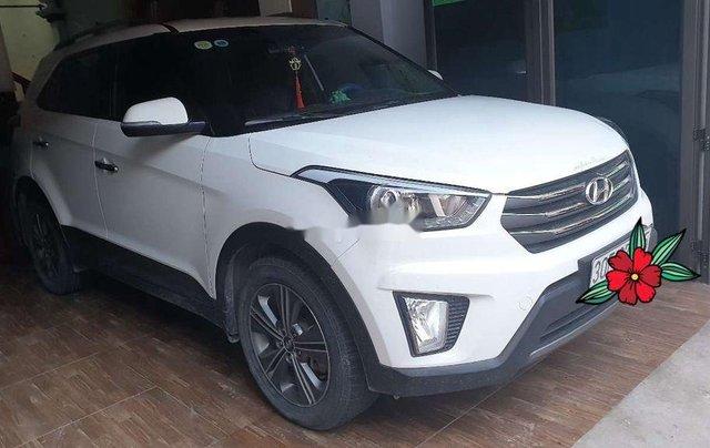 Cần bán xe Hyundai Creta năm sản xuất 2016, màu trắng, xe nhập0