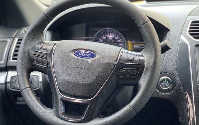 Cần bán gấp Ford Explorer Limited đời 2018, màu đen9