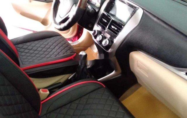 Cần bán xe Toyota Vios đời 2019, màu đỏ, nhập khẩu, giá chỉ 422 triệu4