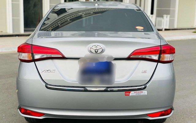 Bán xe Toyota Vios MT sản xuất 2019, xe gia đình2