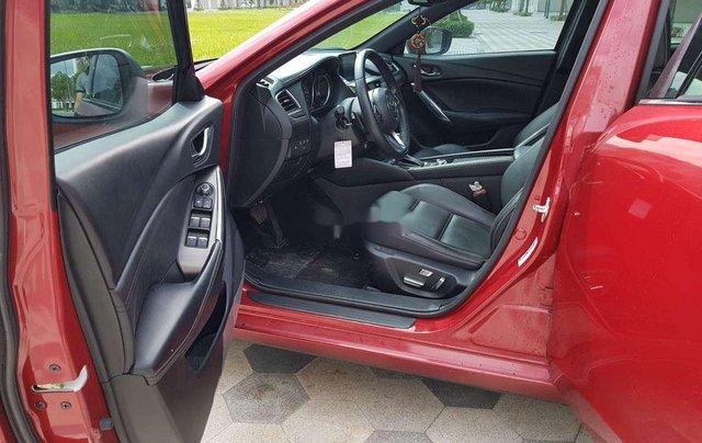 Xe Mazda 6 2.5 Premium đời 2018, màu đỏ6