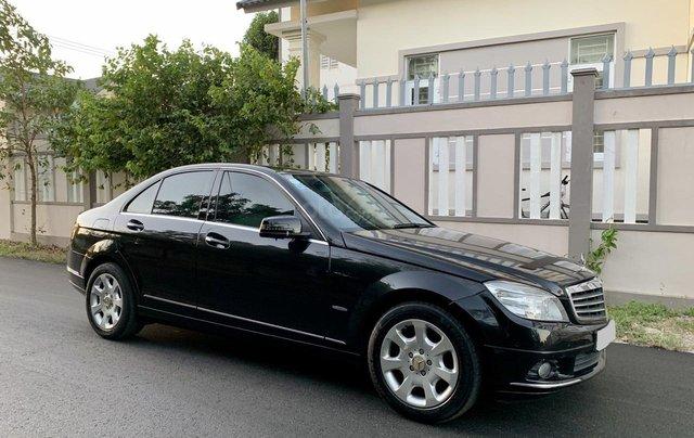 Bán xe Mercedes-Benz C200, nữ dùng kỹ3