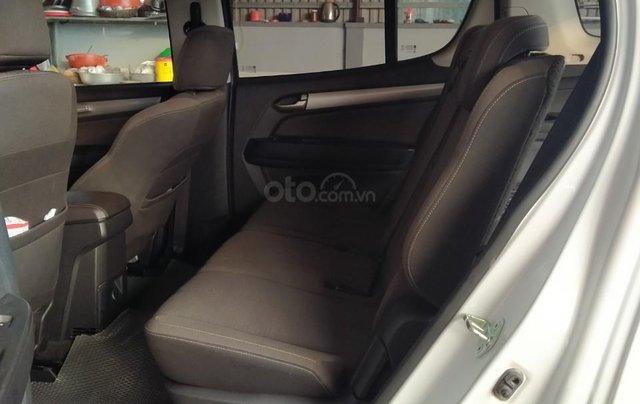 Do nhu cầu muốn mua xe số tự động nên cần thanh lý xe Chevrolet Trailblazer 4x2 LT 7 chỗ sx 2018, đăng kí 2019, số sàn7