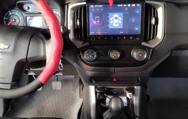 Do nhu cầu muốn mua xe số tự động nên cần thanh lý xe Chevrolet Trailblazer 4x2 LT 7 chỗ sx 2018, đăng kí 2019, số sàn6