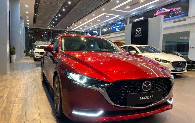 [Mazda Phạm Văn Đồng HN] - Mazda 3 2020, giảm ngay 30 tr (tùy bản), trả góp đến 90%, lãi suất cực ưu đãi, giao xe ngay1