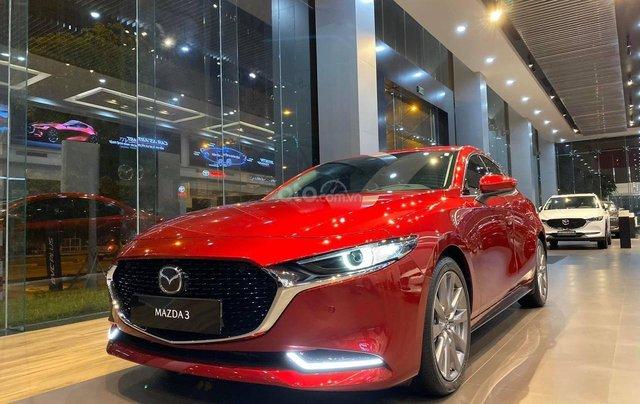 [Mazda Phạm Văn Đồng HN] - Mazda 3 2020, giảm ngay 30 tr (tùy bản), trả góp đến 90%, lãi suất cực ưu đãi, giao xe ngay0