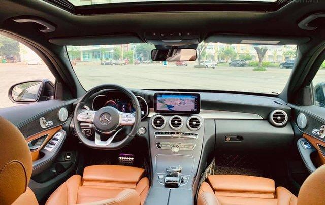 Mua xe giá thấp với chiếc Mercedes-Benz C300 AMG đời 2020, giao nhanh5