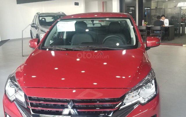 Bán Mitsubishi Attrage 2020 CVT trả trước 100 triệu nhận xe ngay + kèm nhiều quà tặng cực kì hấp dẫn0