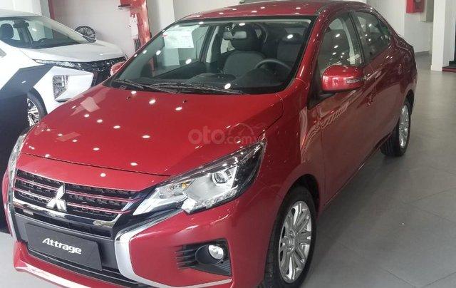 Bán Mitsubishi Attrage 2020 CVT trả trước 100 triệu nhận xe ngay + kèm nhiều quà tặng cực kì hấp dẫn1