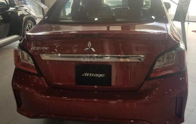 Bán Mitsubishi Attrage 2020 CVT trả trước 100 triệu nhận xe ngay + kèm nhiều quà tặng cực kì hấp dẫn2