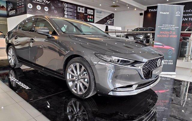 Mazda Biên Hòa - Đồng Nai - All New Mazda 3 2020 - Ưu đãi khủng - Tặng phiếu phụ tùng 5 triệu - Hỗ trợ trả góp đến 80%2