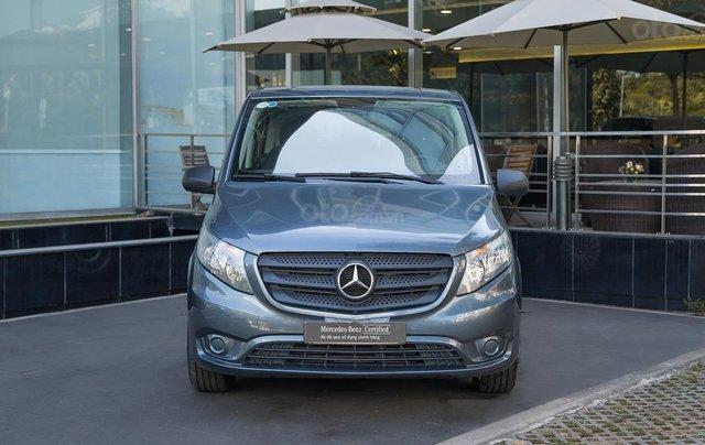 Sở hữu ngay Mercedes Vito121 nhập khẩu0