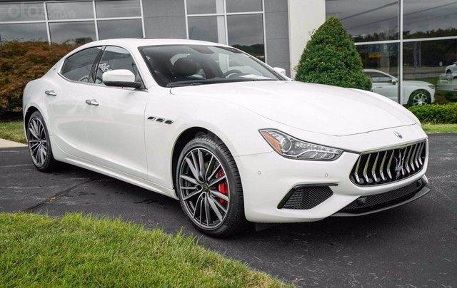 Hỗ trợ mua xe giá thấp với chiếc Maserati Ghibli sản xuất năm 2020, giao nhanh toàn quốc1