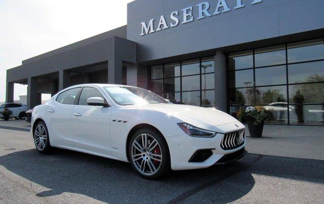 Hỗ trợ mua xe giá thấp với chiếc Maserati Ghibli sản xuất năm 2020, giao nhanh toàn quốc0