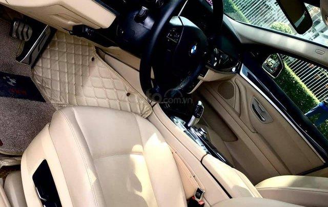 Cần bán xe BMW 520i sx 2013 model 2014, màu trắng2