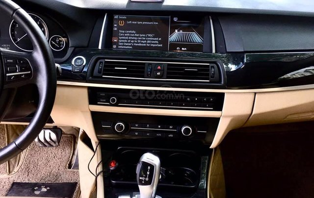 Cần bán xe BMW 520i sx 2013 model 2014, màu trắng3