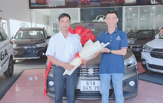 Bán xe Suzuki Ertiga Sport 2020. Ưu đãi ngập tràn3