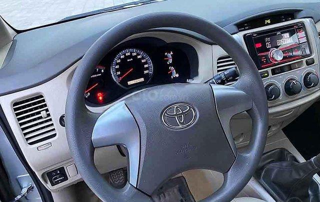 Bán Toyota Innova năm 2016, màu bạc còn mới1