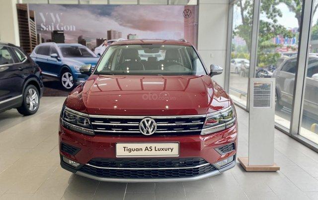 Tiguan Luxury màu đỏ đô hợp cho khách hàng mệnh hỏa thổ - Khuyến mãi khủng cuối năm xe nhập khẩu số lượng có hạn1