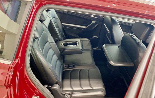 Tiguan Luxury màu đỏ đô hợp cho khách hàng mệnh hỏa thổ - Khuyến mãi khủng cuối năm xe nhập khẩu số lượng có hạn10