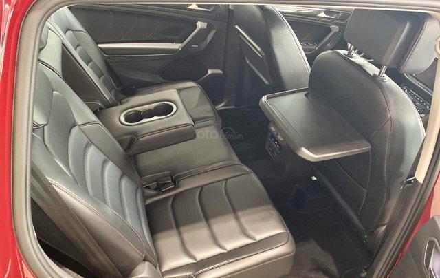 Tiguan Luxury màu đỏ đô hợp cho khách hàng mệnh hỏa thổ - Khuyến mãi khủng cuối năm xe nhập khẩu số lượng có hạn11