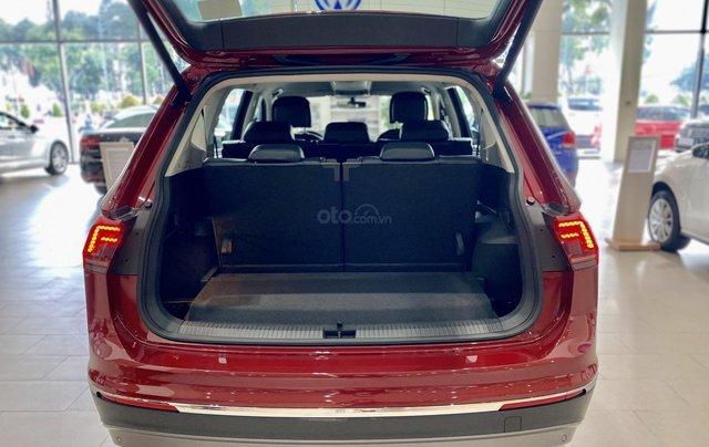 Tiguan Luxury màu đỏ đô hợp cho khách hàng mệnh hỏa thổ - Khuyến mãi khủng cuối năm xe nhập khẩu số lượng có hạn7