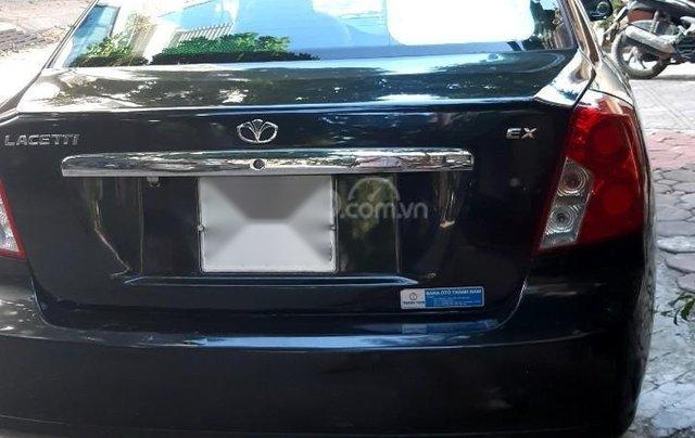 Cần bán xe Daewoo Lacetti EX 2009 giá 148 triệu, màu đen còn mới2