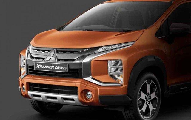 Mitsubishi Xpander Cross 2020. Ưu đãi lớn2
