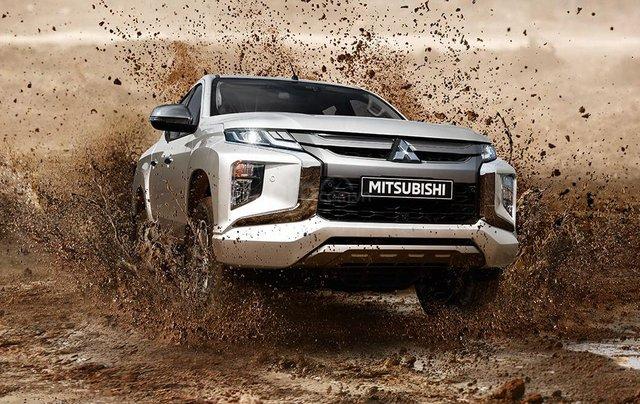 Bán nhanh Mitsubishi Triton 2020. Ưu đãi lớn1