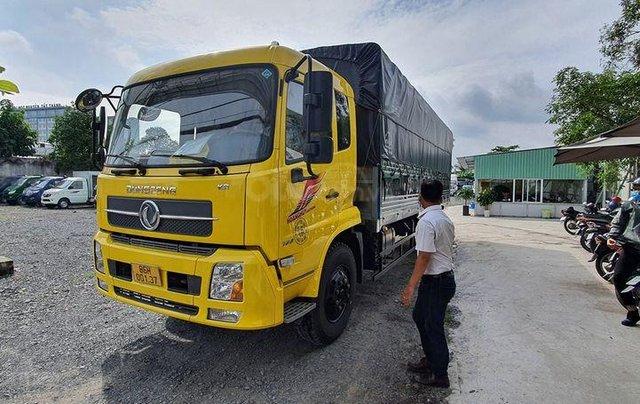 Xe tải Dongfeng 8 tấn thùng 9.5 mét máy Cumins nhập khẩu, xe mạnh, tiết kiệm1
