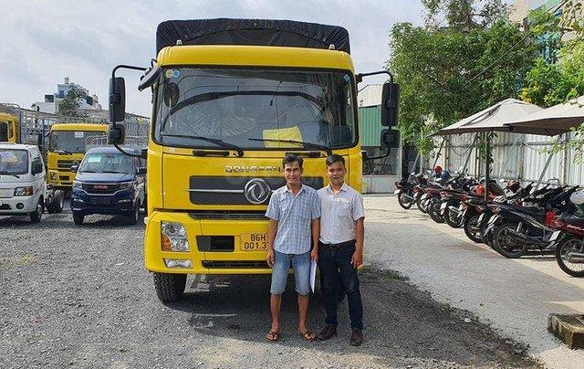 Xe tải Dongfeng 8 tấn thùng 9.5 mét máy Cumins nhập khẩu, xe mạnh, tiết kiệm2