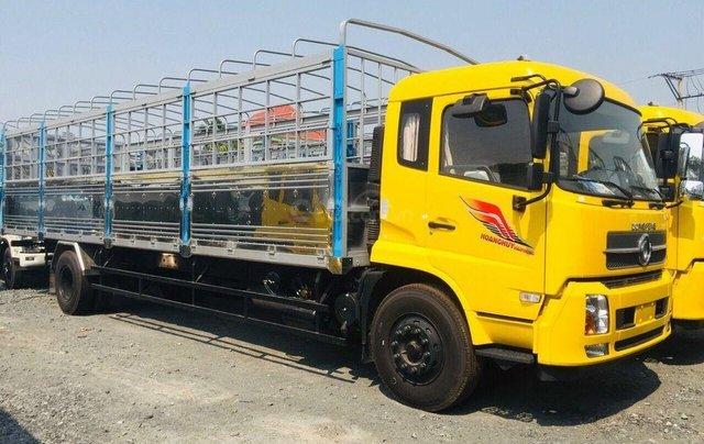 Xe tải Dongfeng 8 tấn thùng 9.5 mét máy Cumins nhập khẩu, xe mạnh, tiết kiệm3