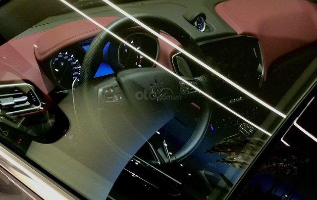 Hỗ trợ mua xe giá thấp với chiếc Maserati Ghibli sản xuất năm 2020, giao nhanh toàn quốc4