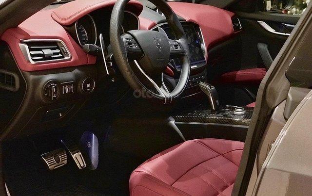 Hỗ trợ mua xe giá thấp với chiếc Maserati Ghibli sản xuất năm 2020, giao nhanh toàn quốc5