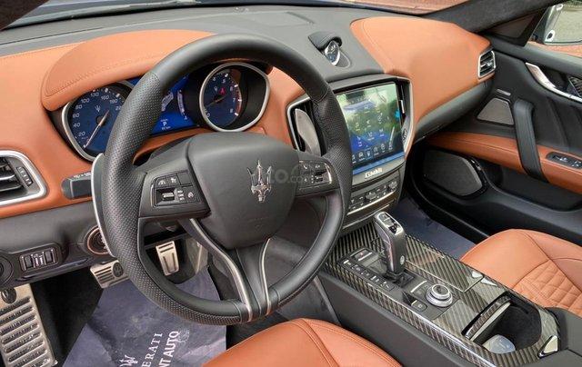 Hỗ trợ mua xe giá thấp với chiếc Maserati Ghibli sản xuất năm 2020, giao nhanh toàn quốc6