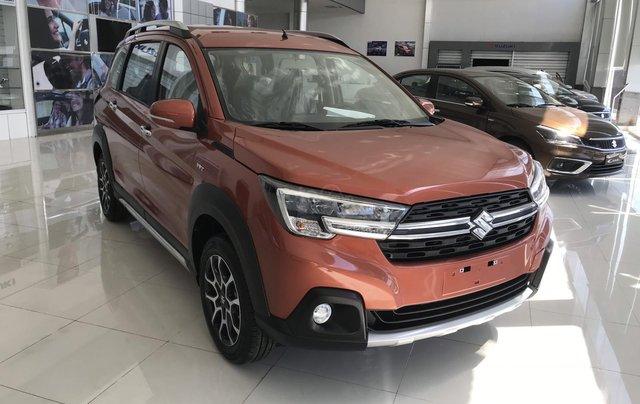 Suzuki Quận 12 giảm giá xe XL7 màu cam lên đến 20 triệu LH ngay, lãi suất 0%1