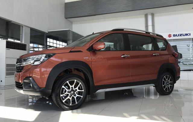 Suzuki Quận 12 giảm giá xe XL7 màu cam lên đến 20 triệu LH ngay, lãi suất 0%4