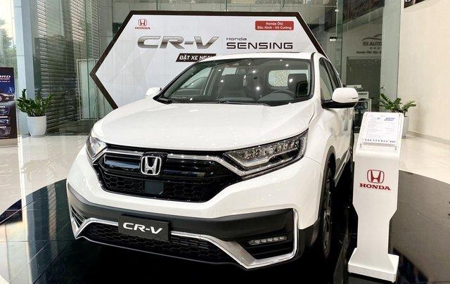 Honda CRV 2020 giảm sâu siêu khủng - tổng KM lên đến 80 triệu1