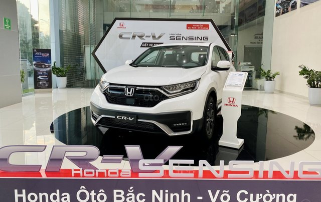 Honda CRV 2020 giảm sâu siêu khủng - tổng KM lên đến 80 triệu2