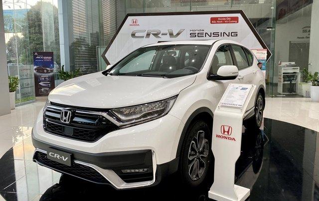 Honda CRV 2020 giảm sâu siêu khủng - tổng KM lên đến 80 triệu3