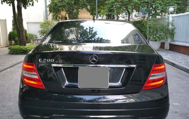 Bán xe Mercedes-Benz C200 Editon C model 20145