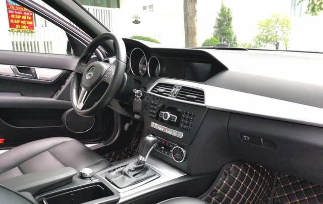 Bán xe Mercedes-Benz C200 Editon C model 201410