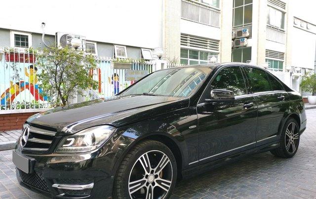 Bán xe Mercedes-Benz C200 Editon đời 20132