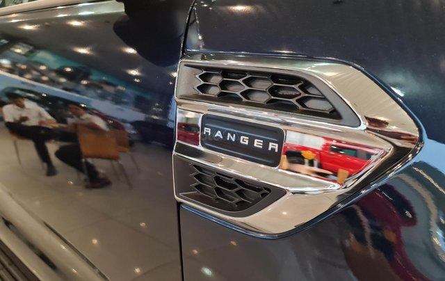 Ford Ranger Limited 2020 AT, mới 100% giá cực tốt, chỉ 116tr lấy xe tặng phụ kiện, giao xe toàn quốc, trả góp 80%3