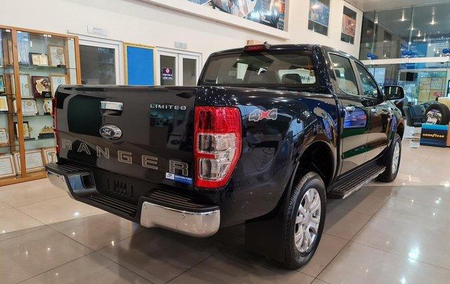Ford Ranger Limited 2020 AT, mới 100% giá cực tốt, chỉ 116tr lấy xe tặng phụ kiện, giao xe toàn quốc, trả góp 80%8