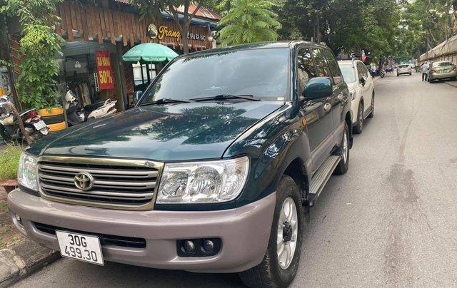 Bán Toyota Land Cruiser sản xuất năm 2005 chính chủ, 535 triệu0